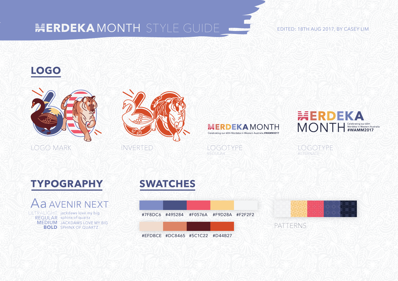 Merdeka Month Style Guide